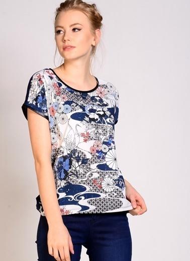 Vero Moda Vero Moda Bluz Lacivert